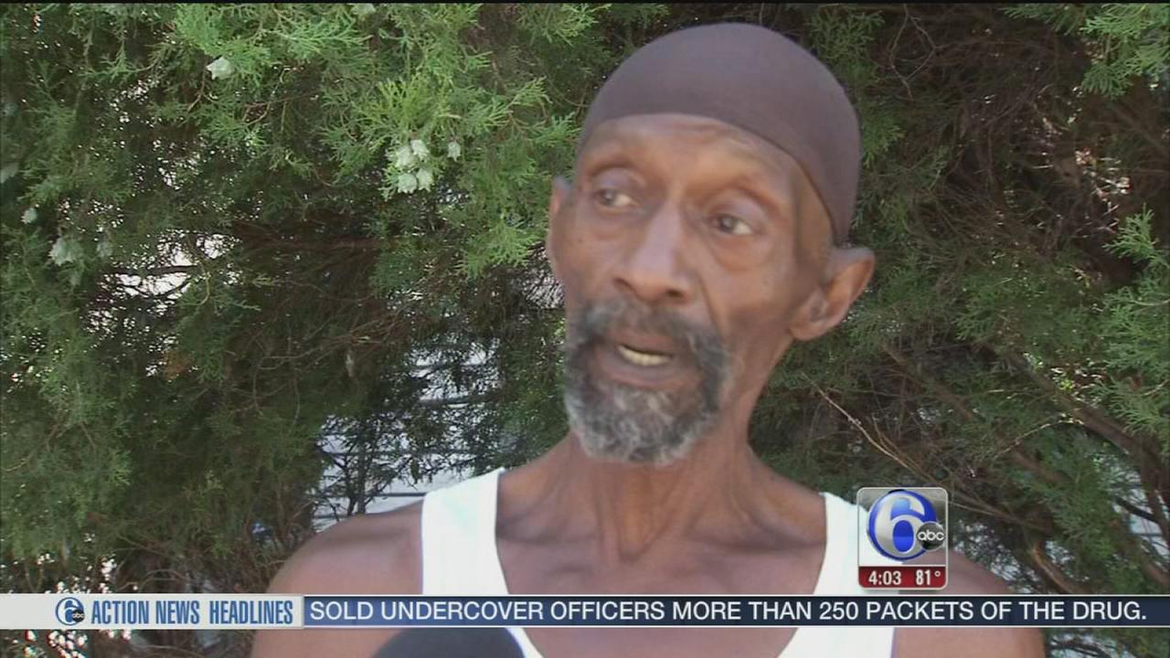 VIDEO: Famiyl of suspect react to deadly shooting