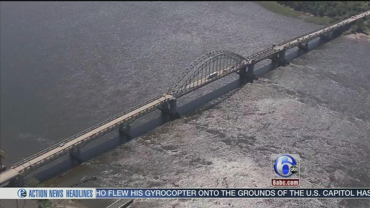 VIDEO: New Jersey preps for pope visit