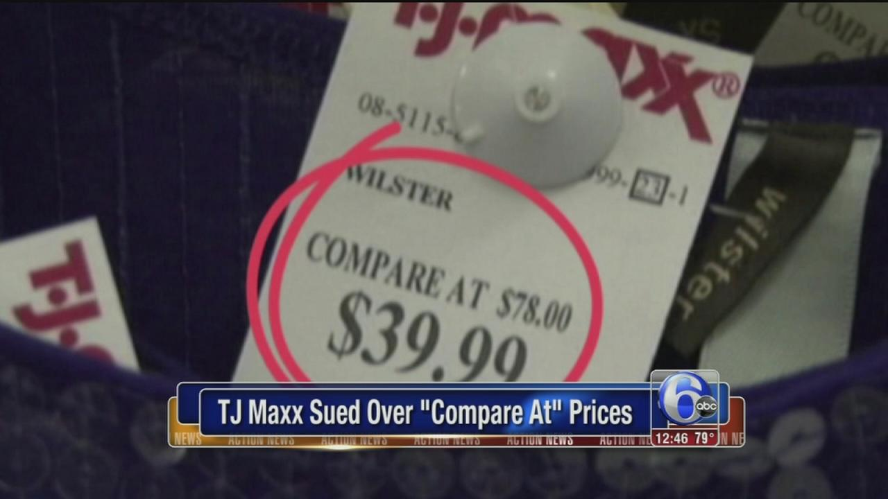 VIDEO: TJ Maxx lawsuit