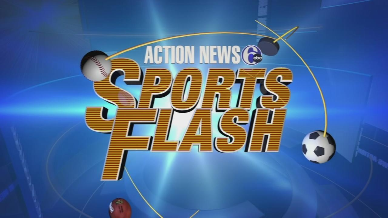 Action News Sports Flash: Thursday July 23, 2015