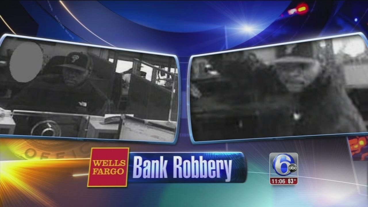 VIDEO: Shots fired during Pottstown bank robbery