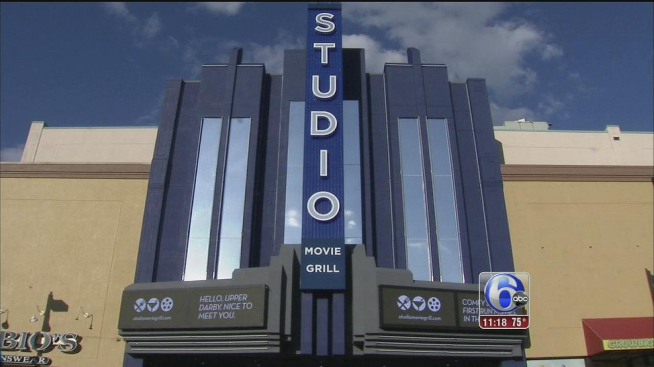 VIDEO: Studio Movie Grill opening boosts Upper Darbys economy