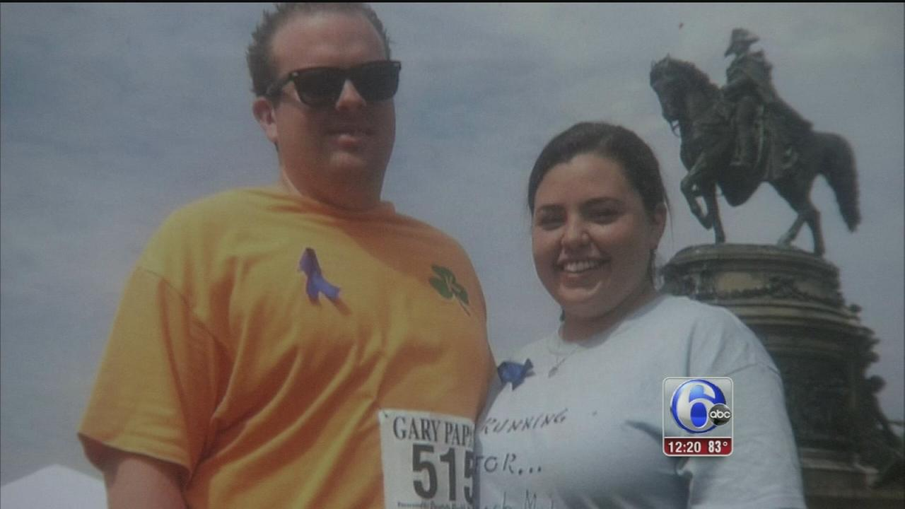 VIDEO: Couple connects at Gary Papa Run