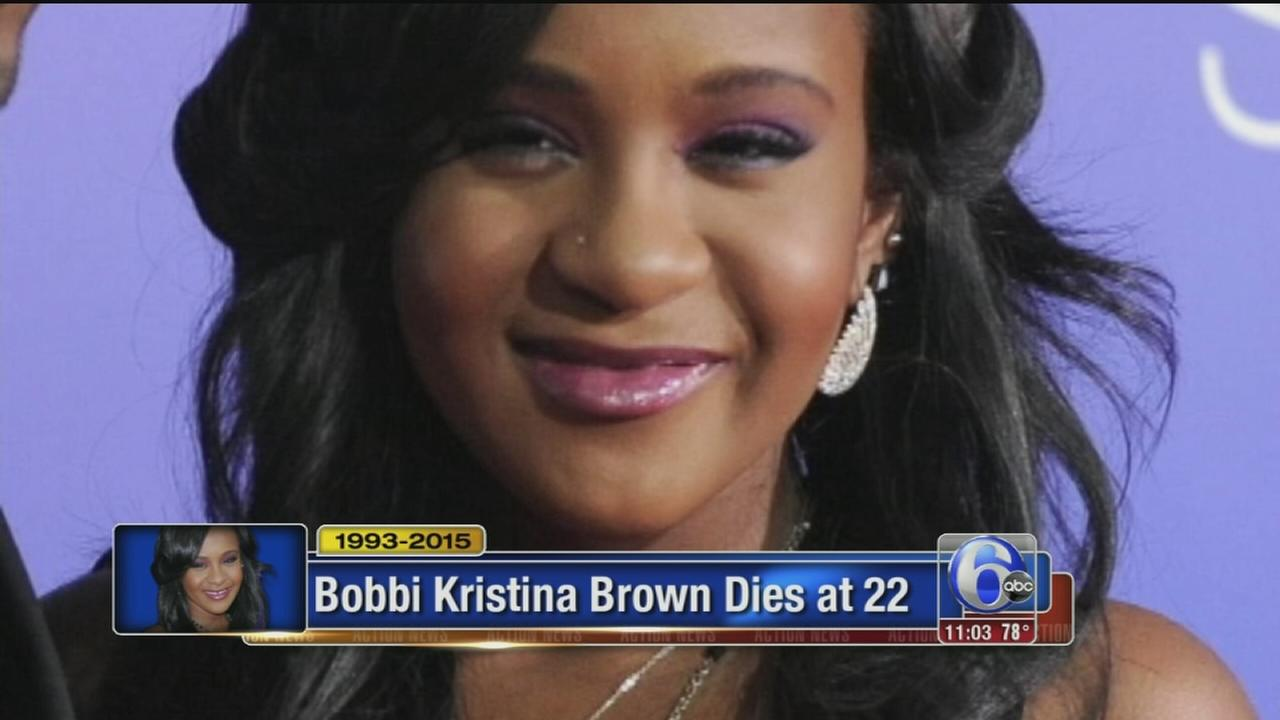 VIDEO: Bobbi Kristina Brown dies at 22