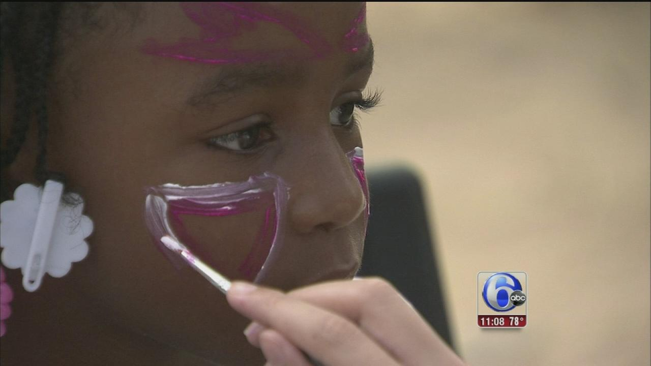 VIDEO: Peace Week kicks off in South Philadelphia