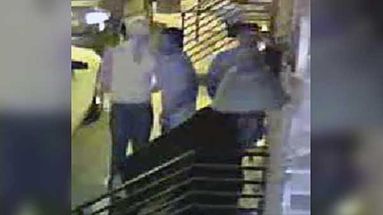 Philadelphia police are looking to identify three suspects who burglarized a home in the citys Point Breeze section.