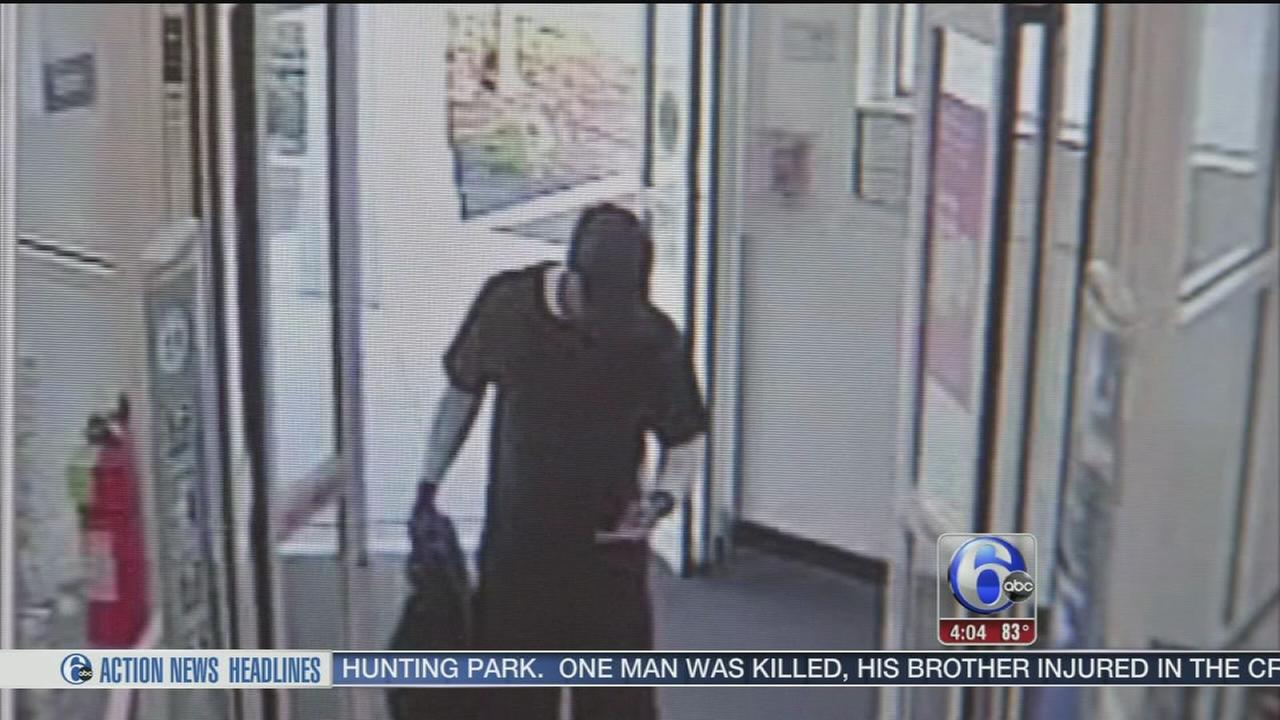 VIDEO: Police want to know if CVS robberies are connected