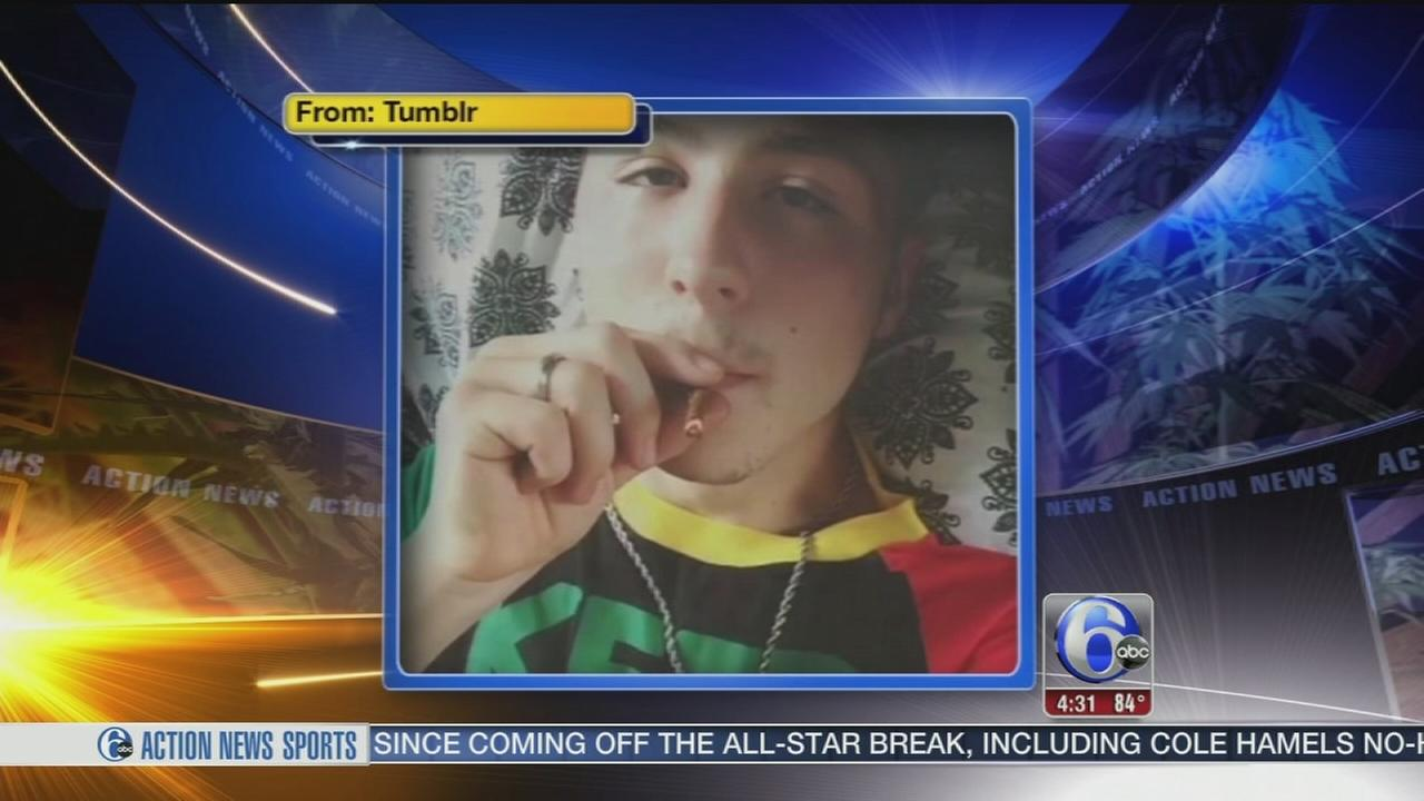 VIDEO: Police: NJ man who posted photos of pot plants arrested