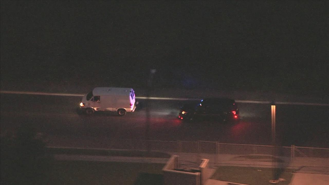 VIDEO: Police chase through Camden County