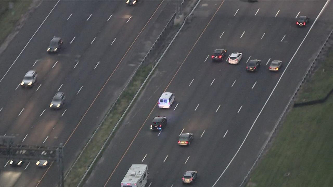 VIDEO: Police chase in NJ, Philadelphia