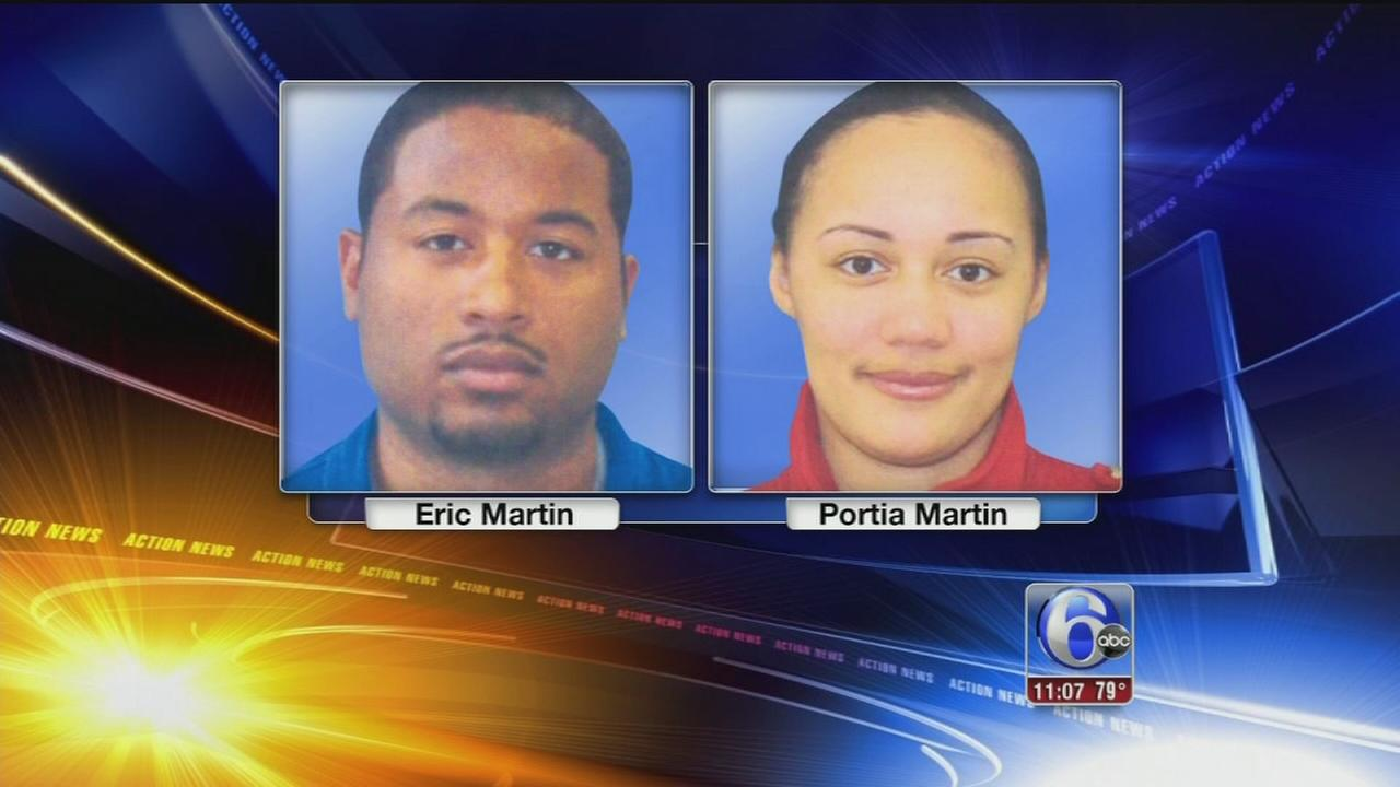 VIDEO: Identity theft spree in Montco