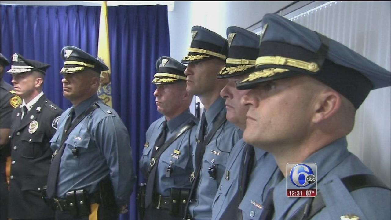 VIDEO: NJ state troopers getting body cams