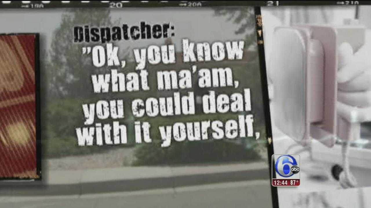 VIDEO: 911 call controversy