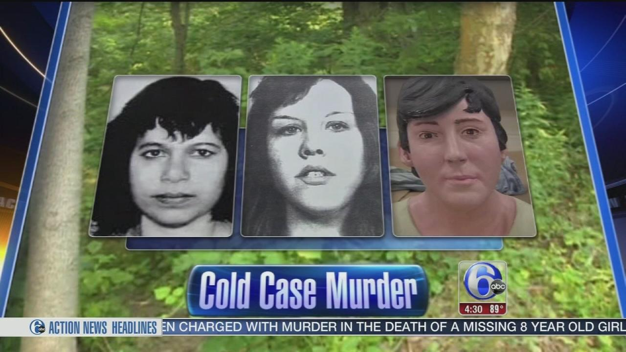 VIDEO: Who is she?  Victim in cold case still unidentified