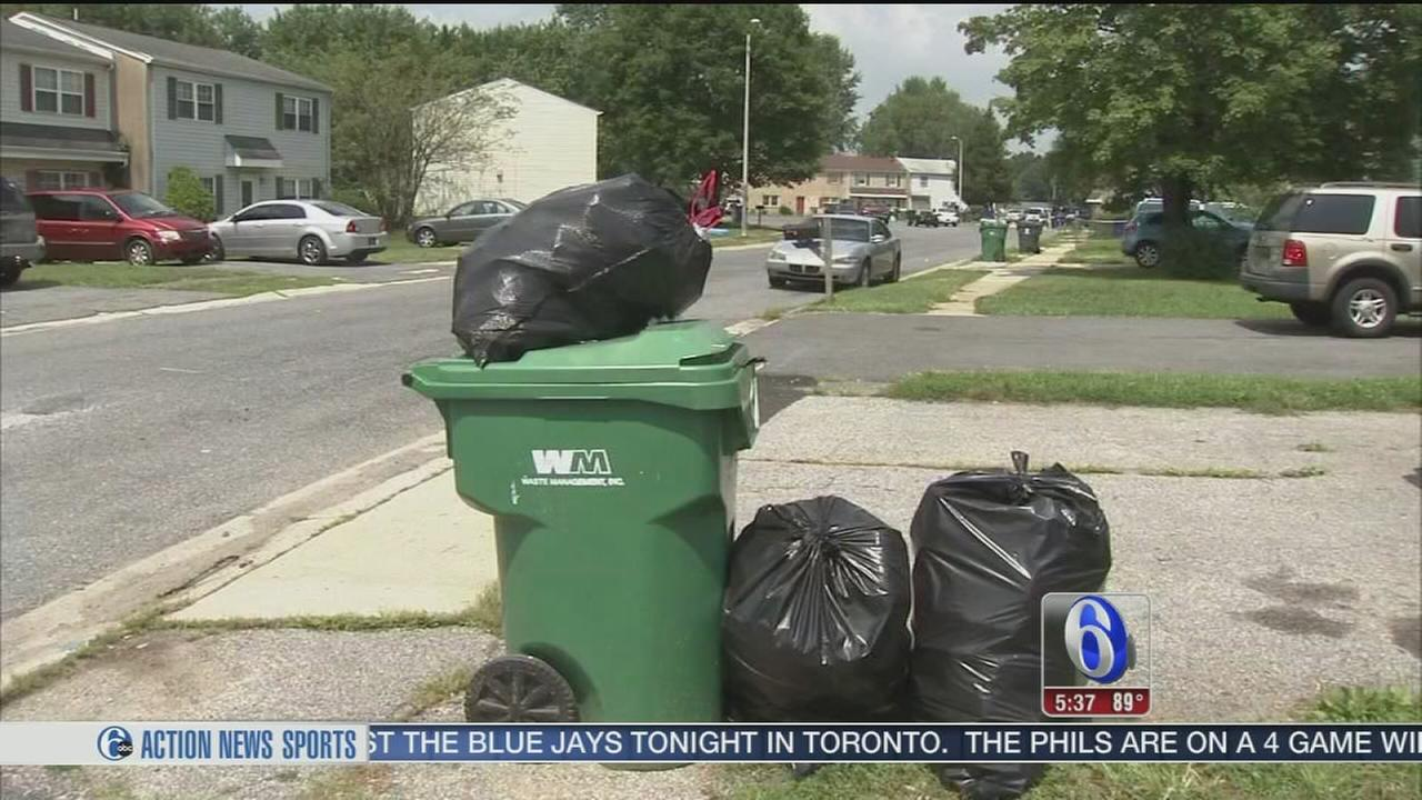 Delaware neighborhood dealing with a smelly problem