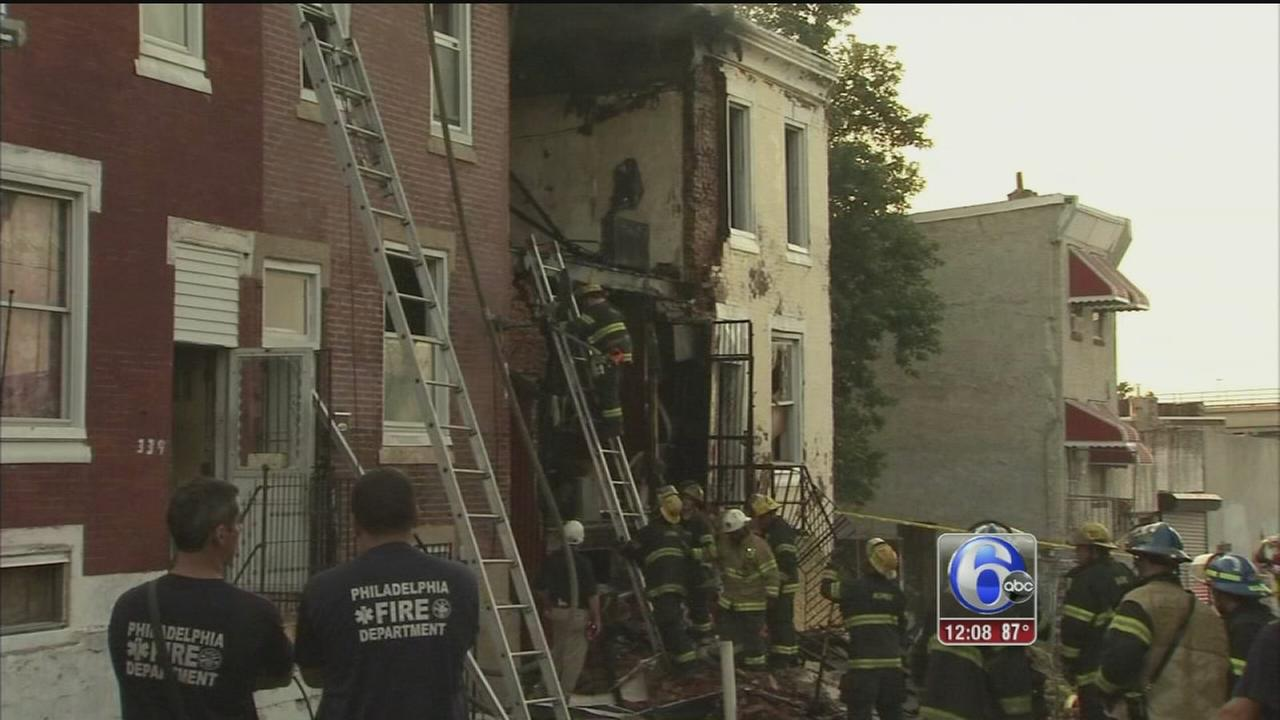 VIDEO: Fire consumes home in Kensington
