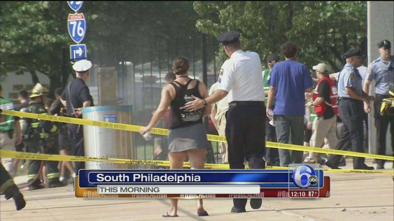 VIDEO: Phila. conducts disaster drill