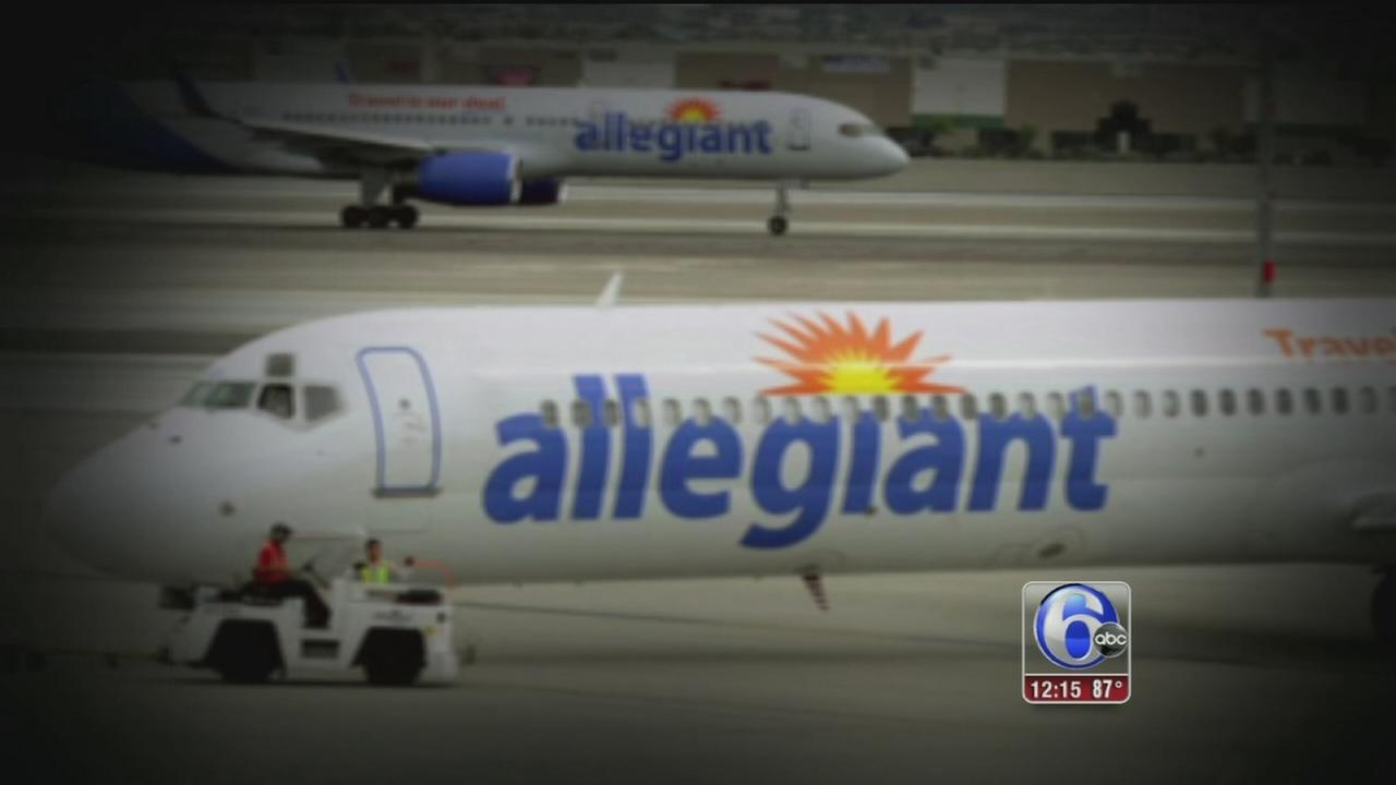 VIDEO: FAA investigating why plane nearly ran out of fuel