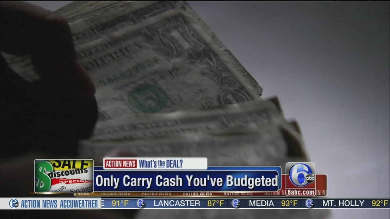 VIDEO: Cash-only diet helps curb credit card debt
