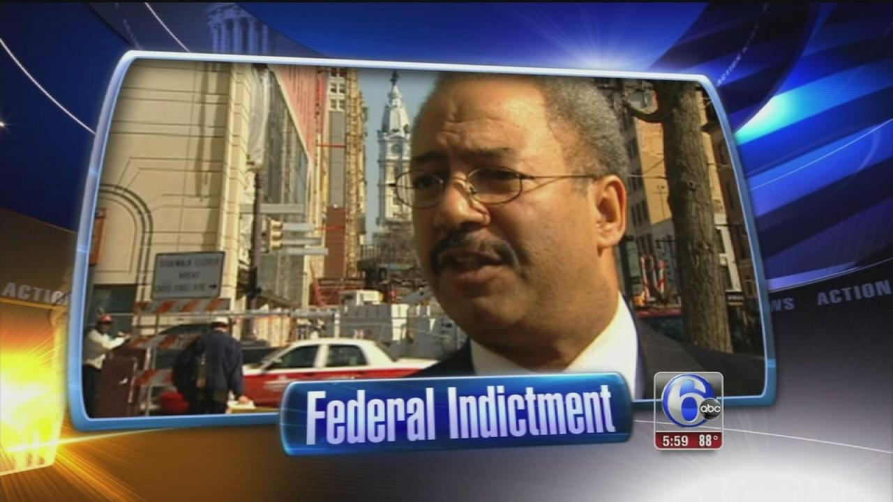 VIDEO: Rep. Chaka Fattah indicted