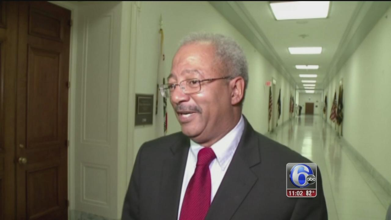 VIDEO: Rep. Chaka Fattah denies wrongdoing after indictment