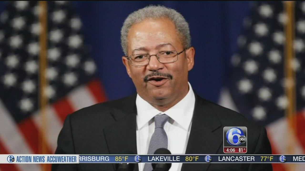VIDEO: Fattah vows to fight charges, but talk of his legacy begins