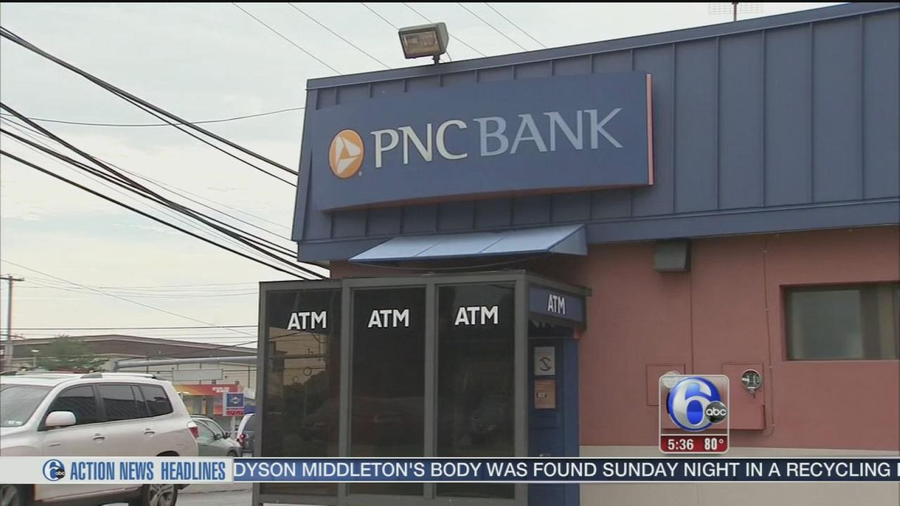 VIDEO: Police: Upper Merion bank robber tried to flee in cab