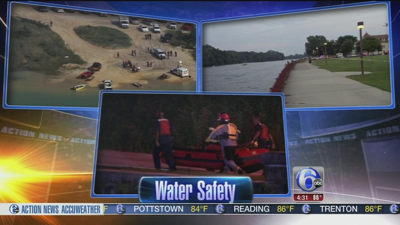 VIDEO: Staying safe on the water