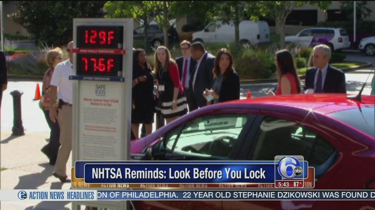 VIDEO: Parents warned, Look before you lock
