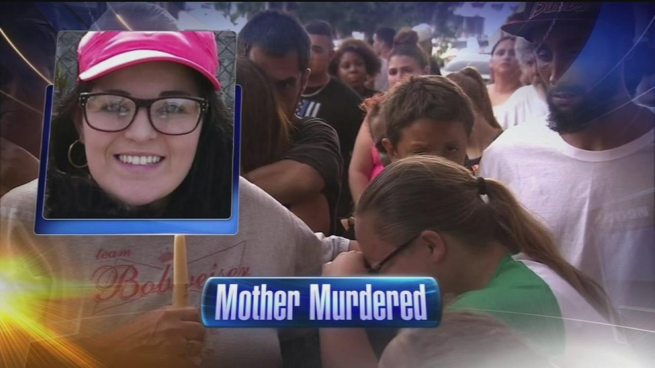 VIDEO: Vigil for mother killed in Pt. Richmond