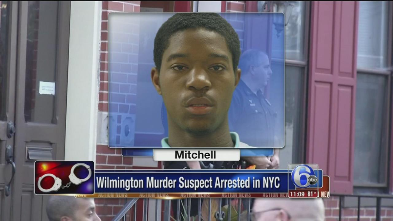 VIDEO: Arrest in Wilmington basement murder
