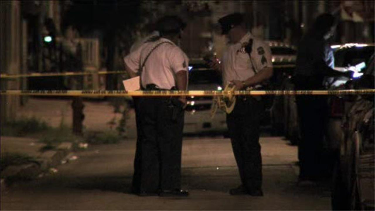 Man chased, shot and killed in South Philadelphia