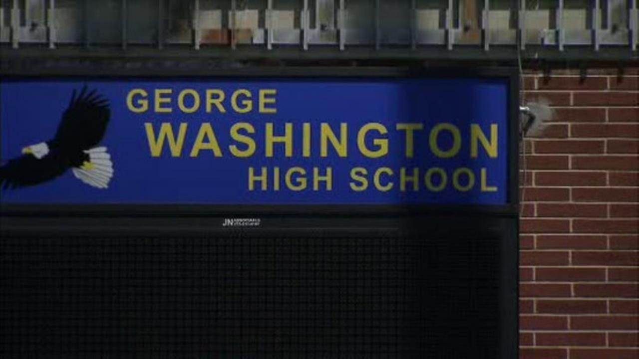 George Washington High School dismissed following lockdown