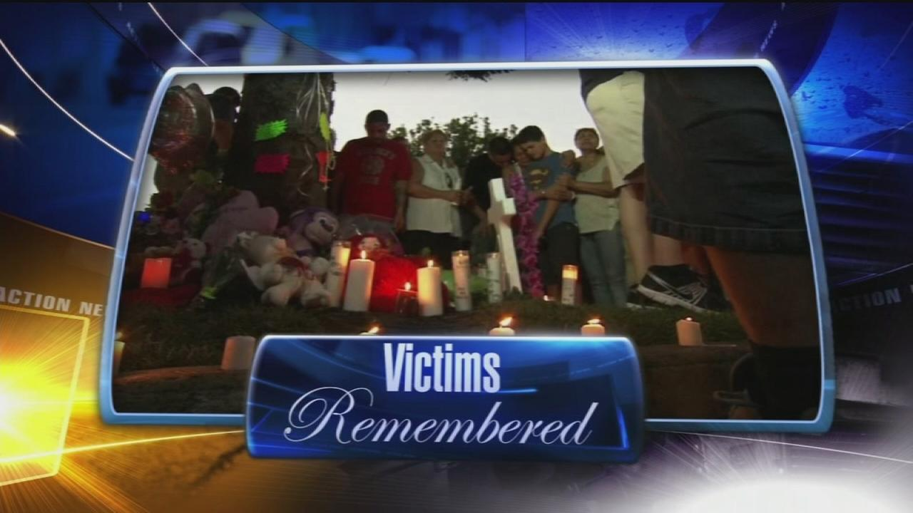 VIDEO: Vigil for NE Phila. crash victims