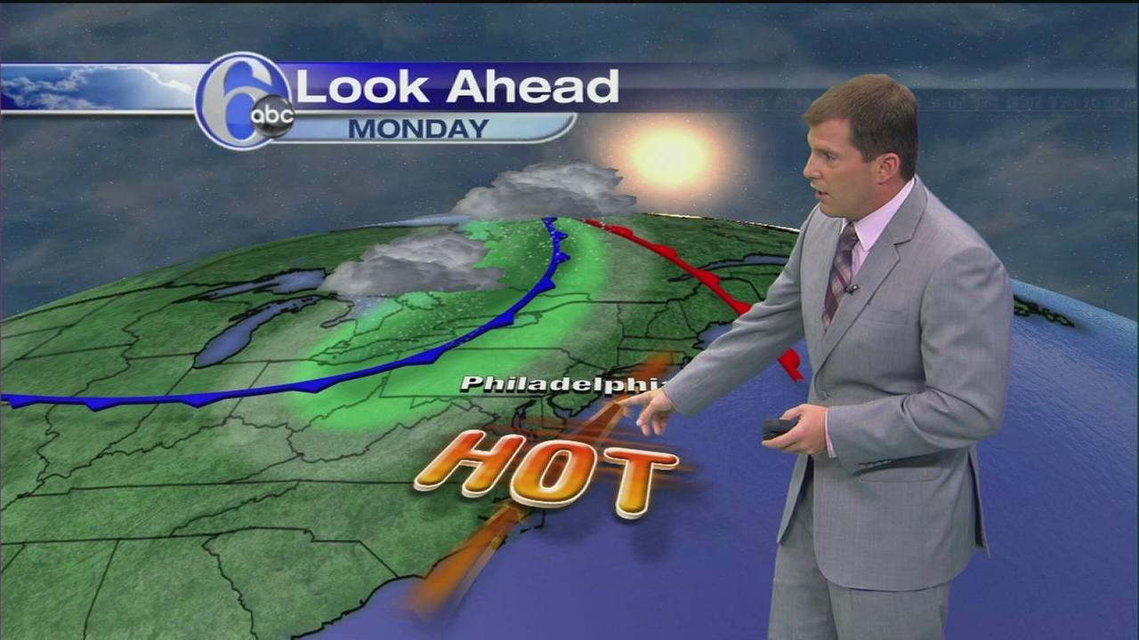 VIDEO: Chris Sower and AccuWeather