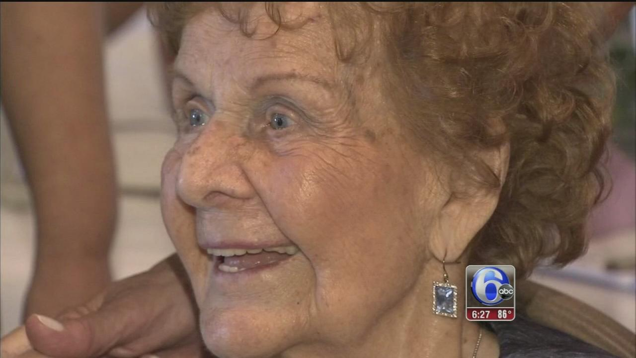 VIDEO: Positive attitude is the key to long life