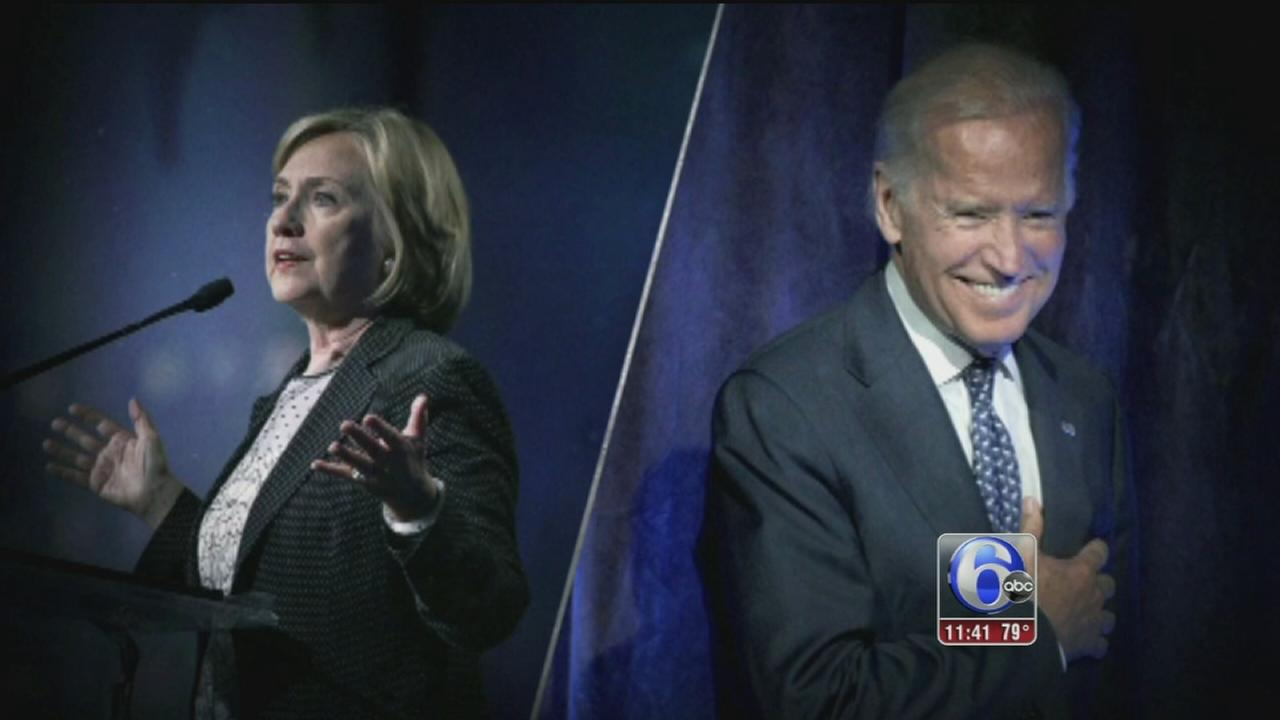 VIDEO: Biden for president? Allies mulling Clinton challenge