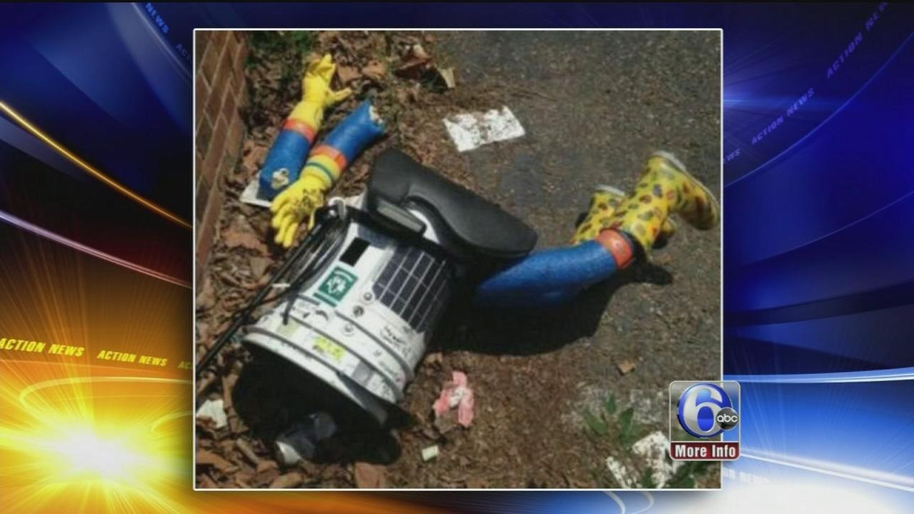 VIDEO: Hitchbot destroyed in Philly