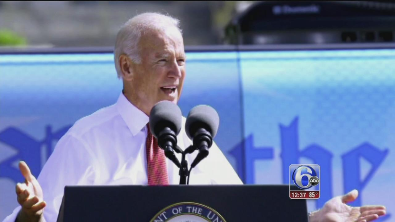 VIDEO: Joe Biden possible presidential run