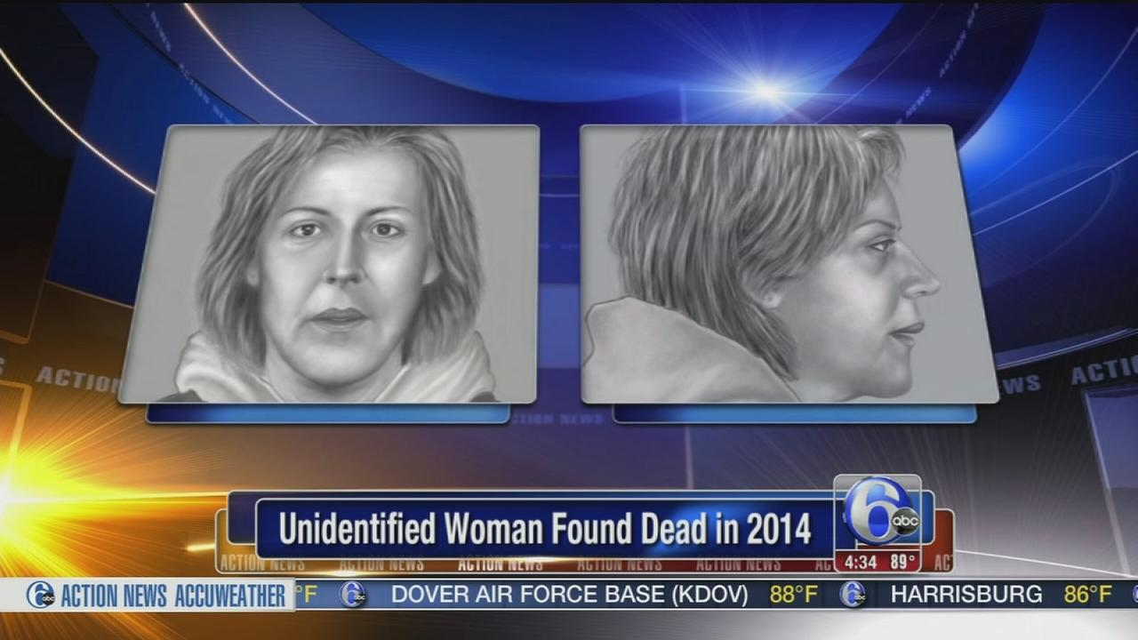 VIDEO: Sketches released as police seek to ID woman
