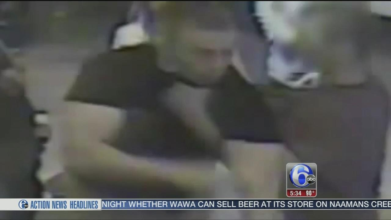 VIDEO: Man wanted for assault outside nightclub