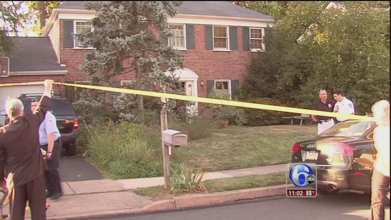 VIDEO: Son arrested after fatal stabbing of father in Langhorne