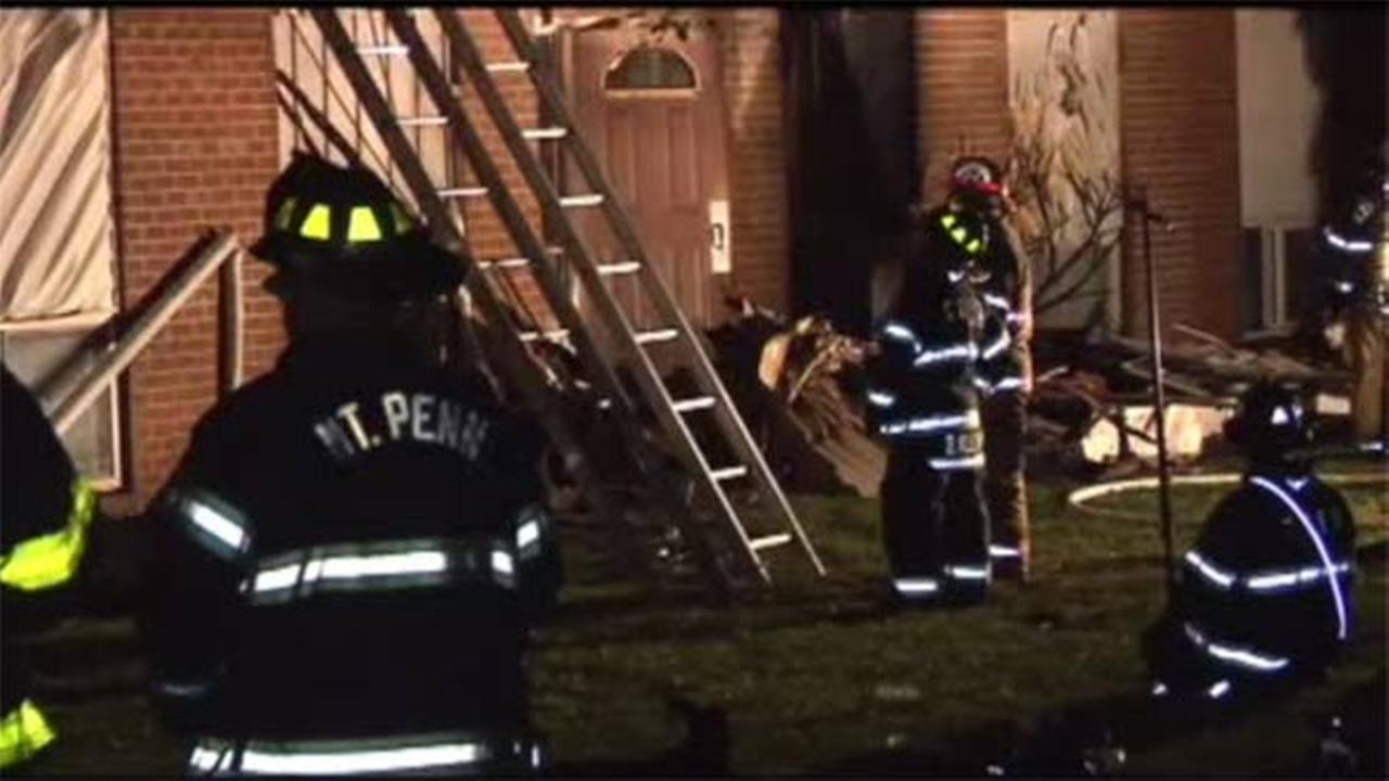 11 families displaced in Berks Co. apartment blaze