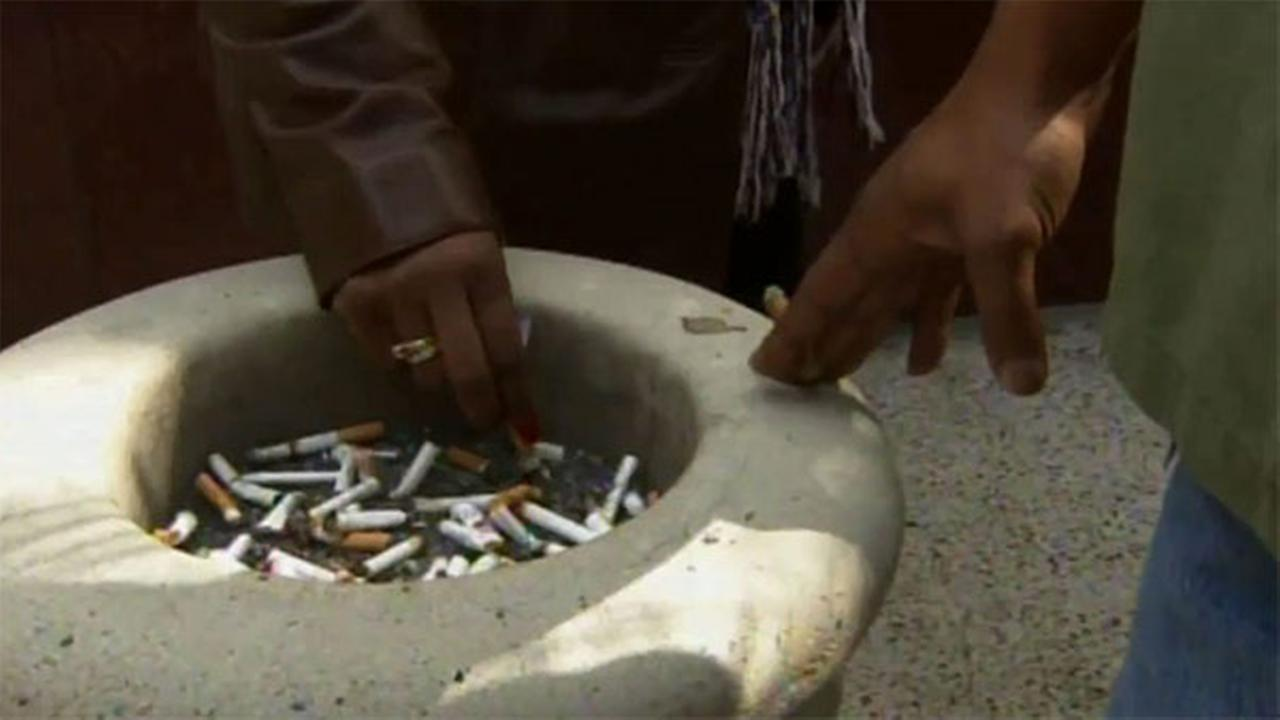 Smoking ban takes effect at all Philadelphia public housing