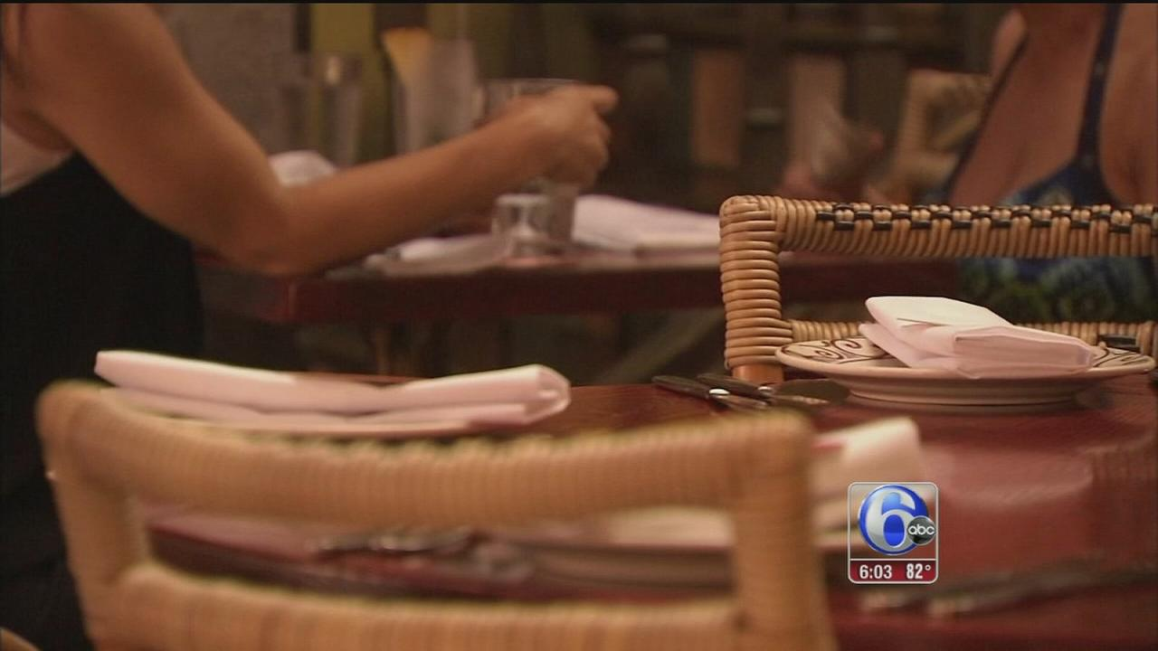 VIDEO: How the papal weekend impact restaurants
