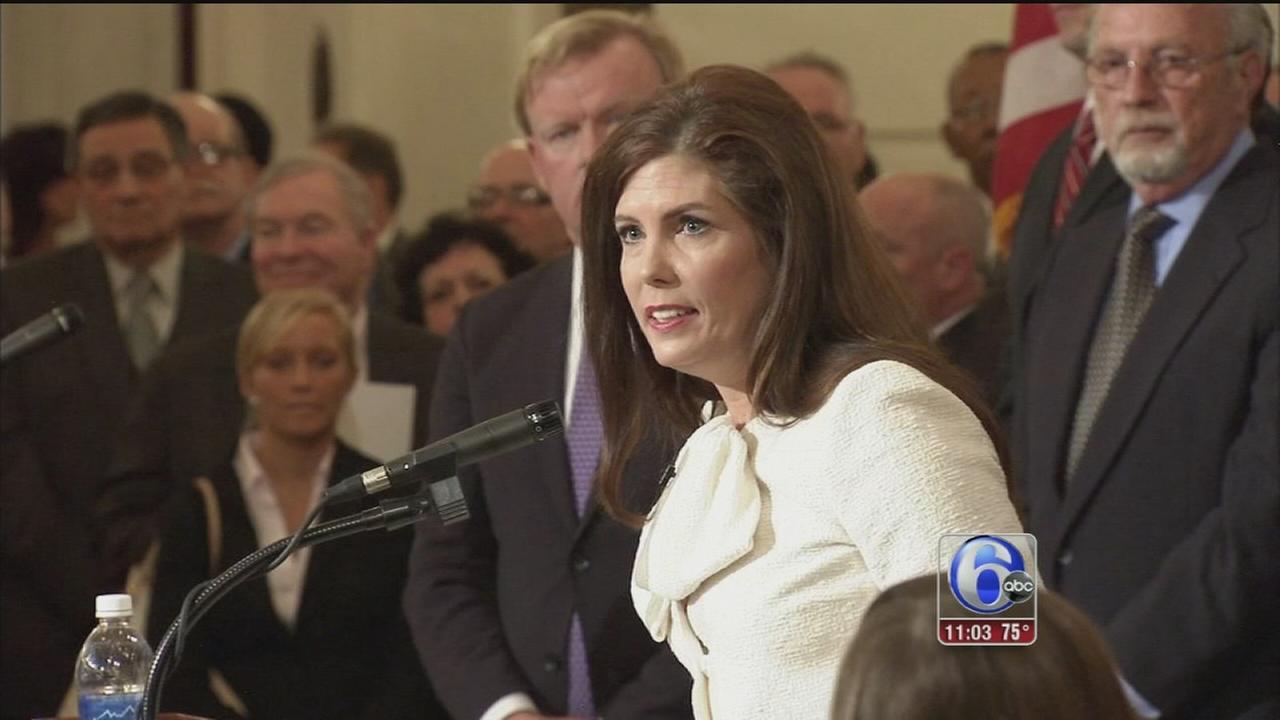 VIDEO: Gov. Wolf calls on AG Kathleen Kane to step down