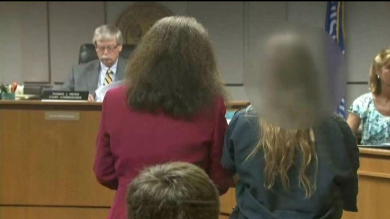 PHOTOS: 12-year-old girls charged in stabbing