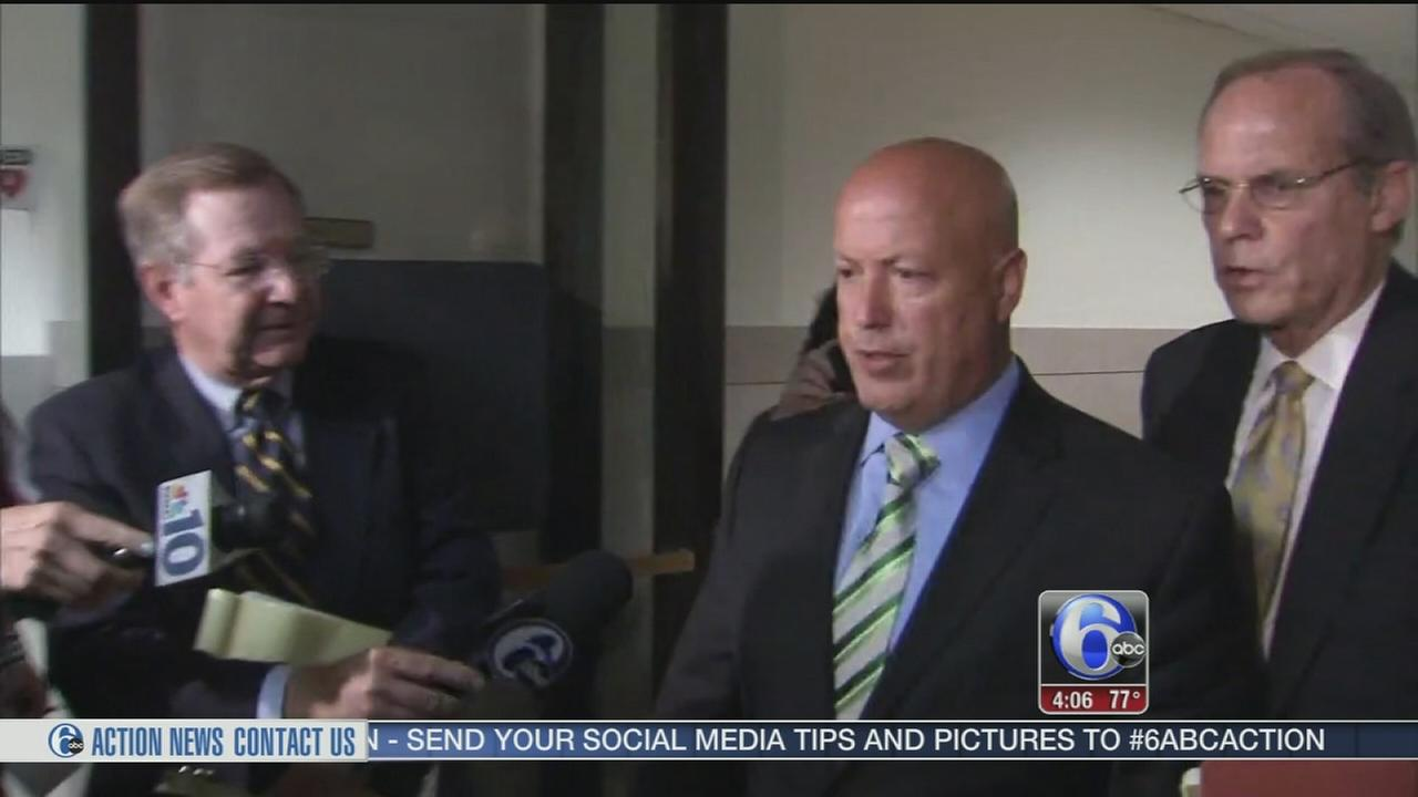 VIDEO: Attorney generals aide pleads not guilty to email snooping