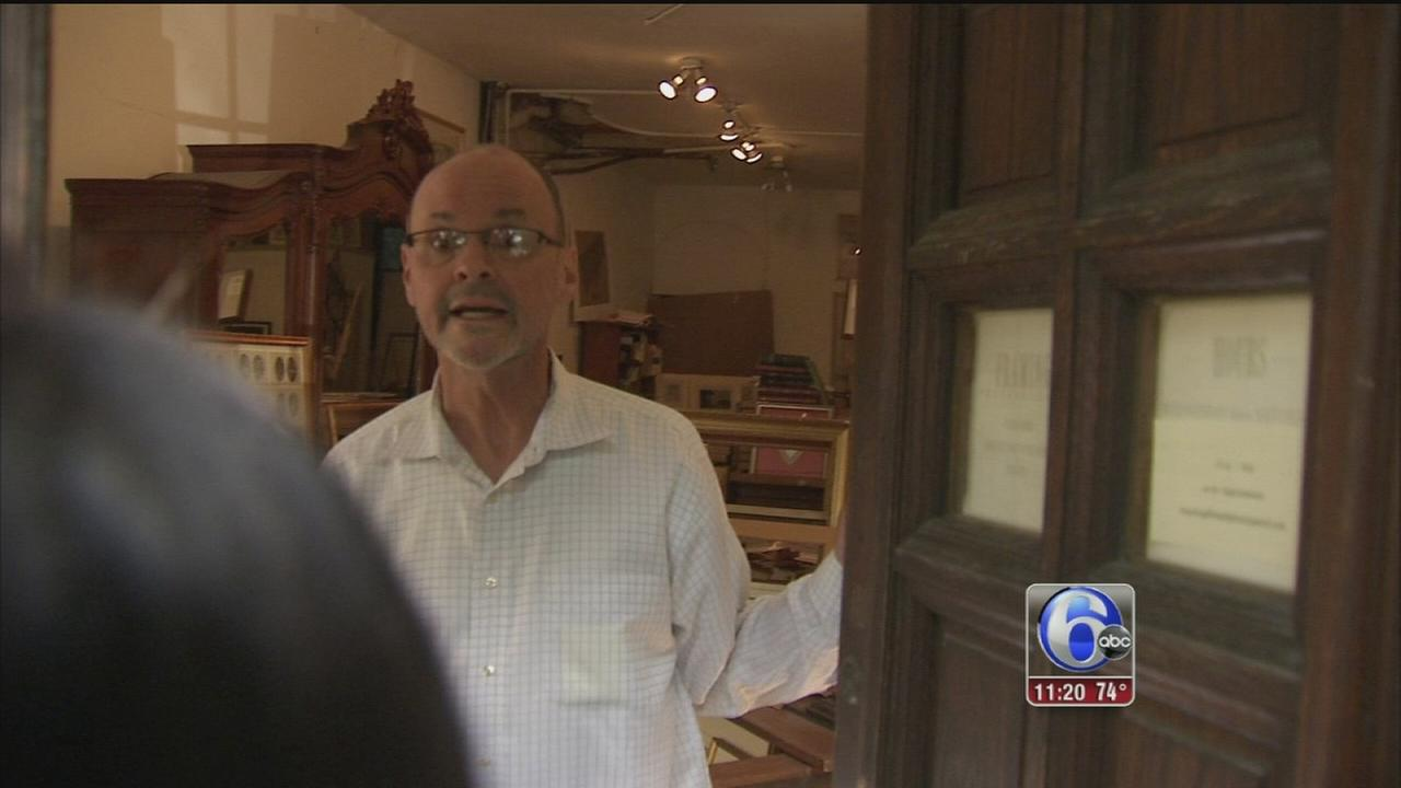VIDEO: Troubleshooters- Fight over framing
