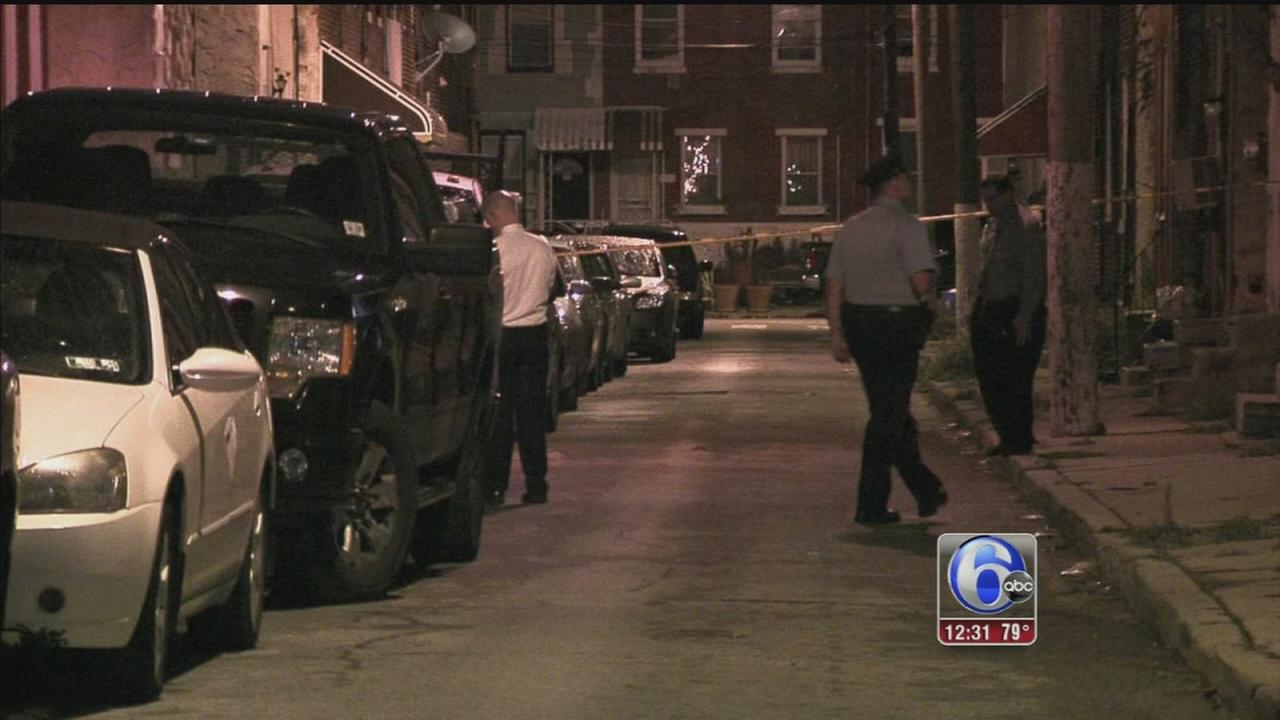 VIDEO: Multiple shootings in Phila.